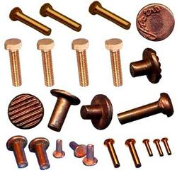 Copper tungsten electrical contacts